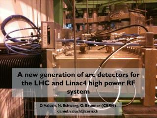 A new generation of arc detectors for the LHC and Linac4 high power RF system