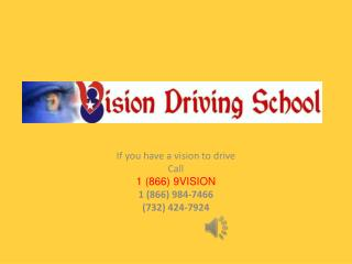 Vision Driving School