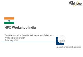 HFC Workshop India