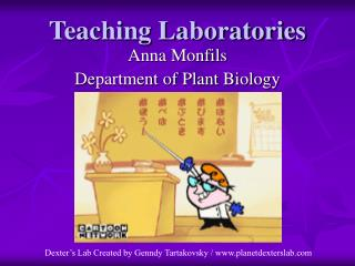 Teaching Laboratories