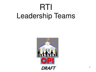 RTI  Leadership Teams