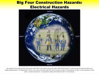 Big Four Construction Hazards: Electrical Hazards