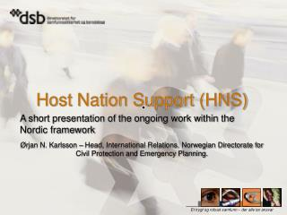 Host Nation Support HNS