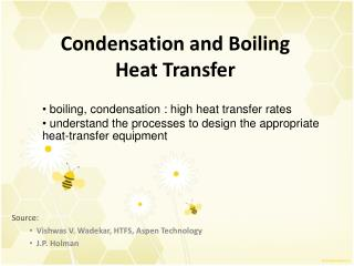 Condensation and Boiling Heat Transfer