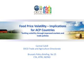 Food Price Volatility – Implications for ACP Countries