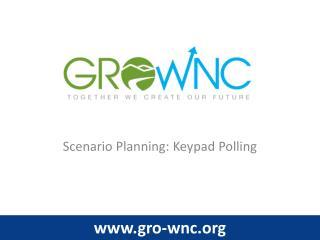 Scenario Planning: Keypad Polling