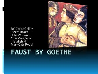 FAUST by Goethe