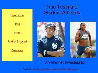 Drug Testing of Student Athletes