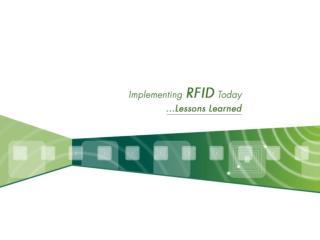 RFID 101: