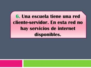 Red Cliente-servidor
