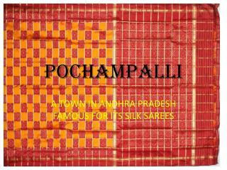 POCHAMPALLI