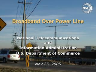 Broadband Over Power Line