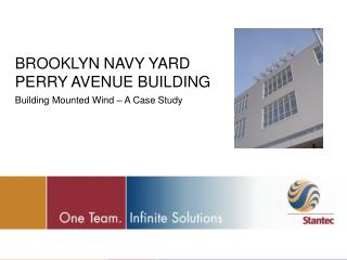 BROOKLYN NAVY YARD PERRY AVENUE BUILDING