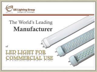 LED  Light for  Commercial  Use