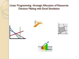 Linear Programming –Strategic Allocation of Resources Decision Making with Excel Simulation