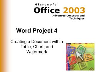 Word Project 4