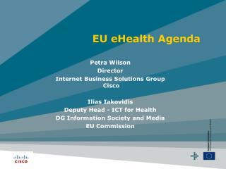 EU eHealth Agenda