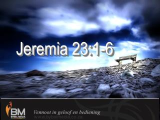 Jeremia 23:1-6