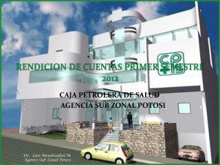 RENDICION DE CUENTAS PRIMER SEMESTRE 2012