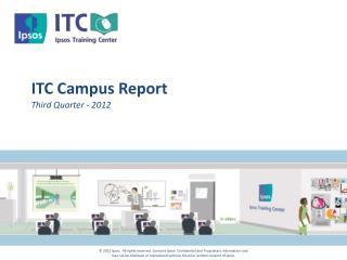 ITC Campus Report