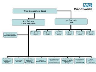 Trust Management Structure