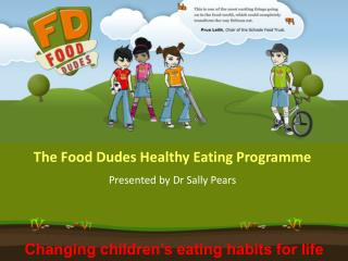 Changing children's eating habits for life