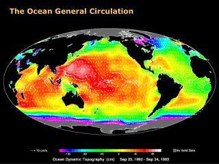 The Ocean General Circulation