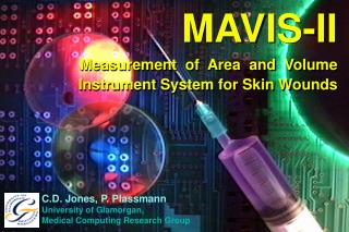 MAVIS-II Measurement  of  Area  and  Volume Instrument System for Skin Wounds