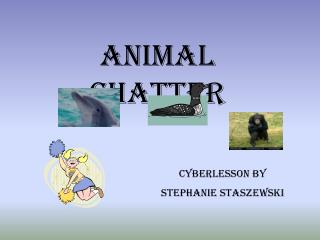 Animal Chatter