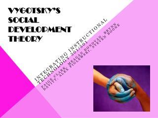 Vygotsky's Social Development Theory