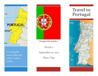 T ravel to Portugal
