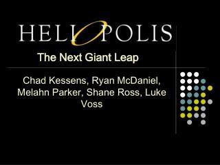 Chad Kessens, Ryan McDaniel, Melahn Parker, Shane Ross, Luke Voss