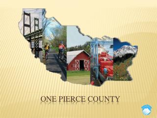 One Pierce County