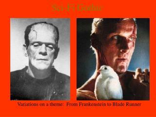 Sci-Fi Gothic