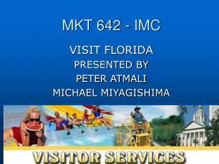 MKT 642 - IMC