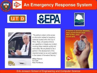 An Emergency Response System