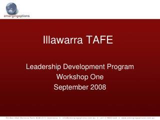 Illawarra TAFE