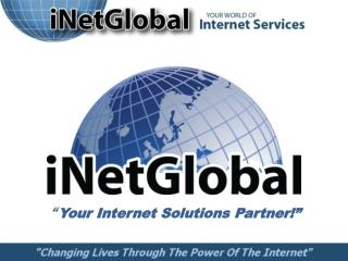 """ Your Internet Solutions Partner!"""