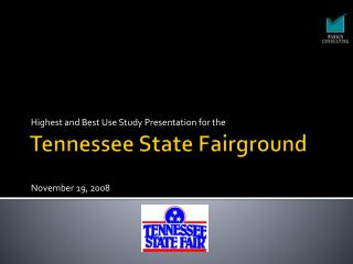 Tennessee State Fairground