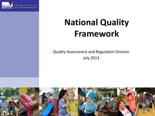 National Quality Framework