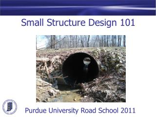 Small Structure Design 101