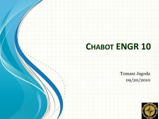 Chabot  ENGR  10