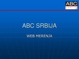 ABC SRBIJA