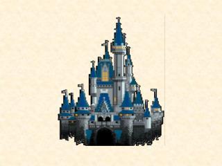 C'era una volta un castello, dove abitava un re.