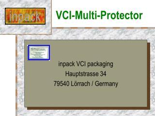 VCI-Multi-Protector