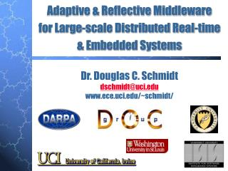 Adaptive & Reflective Middleware  for Large-scale Distributed Real-time & Embedded Systems
