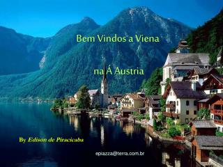 Bem Vindos a Viena  na Á Austria