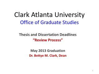 University of utah graduate school thesis office
