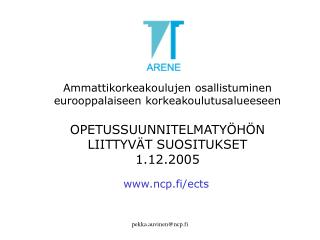 ncp.fi/ects