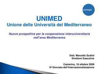 UNIMED Unione delle Università del Mediterraneo